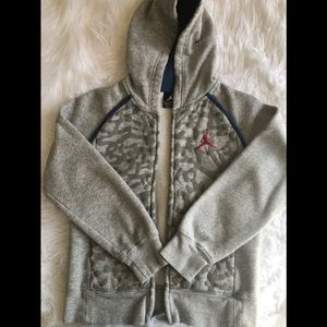 Boys Jordan Sweatsuit Size 8-10